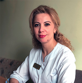 Пицхелаури Елена Германовна